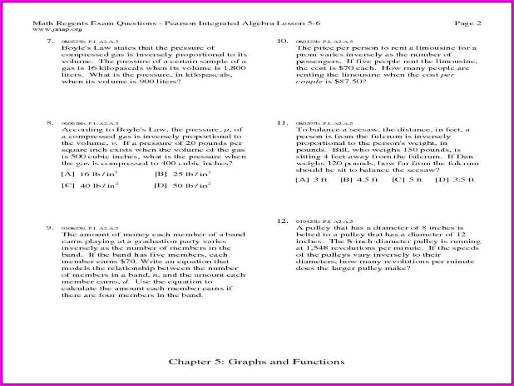 medium resolution of Direct Inverse And Partitive Proportion Worksheet   Printable Worksheets  and Activities for Teachers