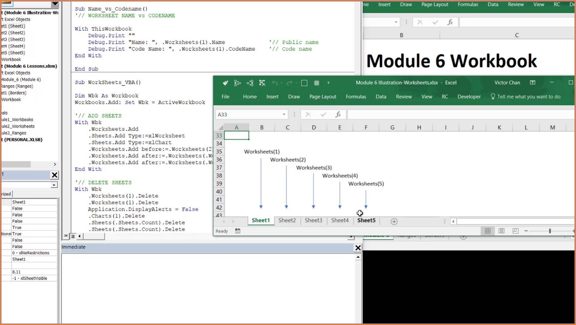 Excel Vba Save Worksheet Name Worksheet Resume Examples