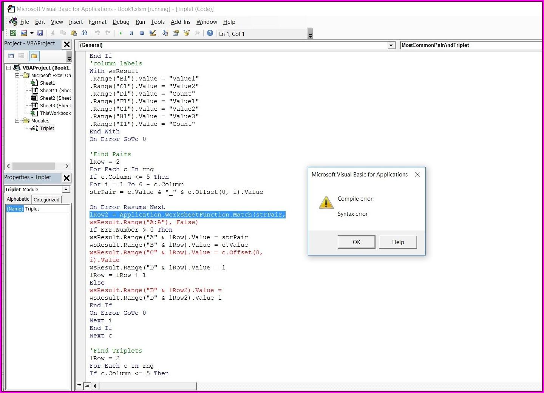 Excel Vba Worksheetfunctiontranspose Type Mismatch