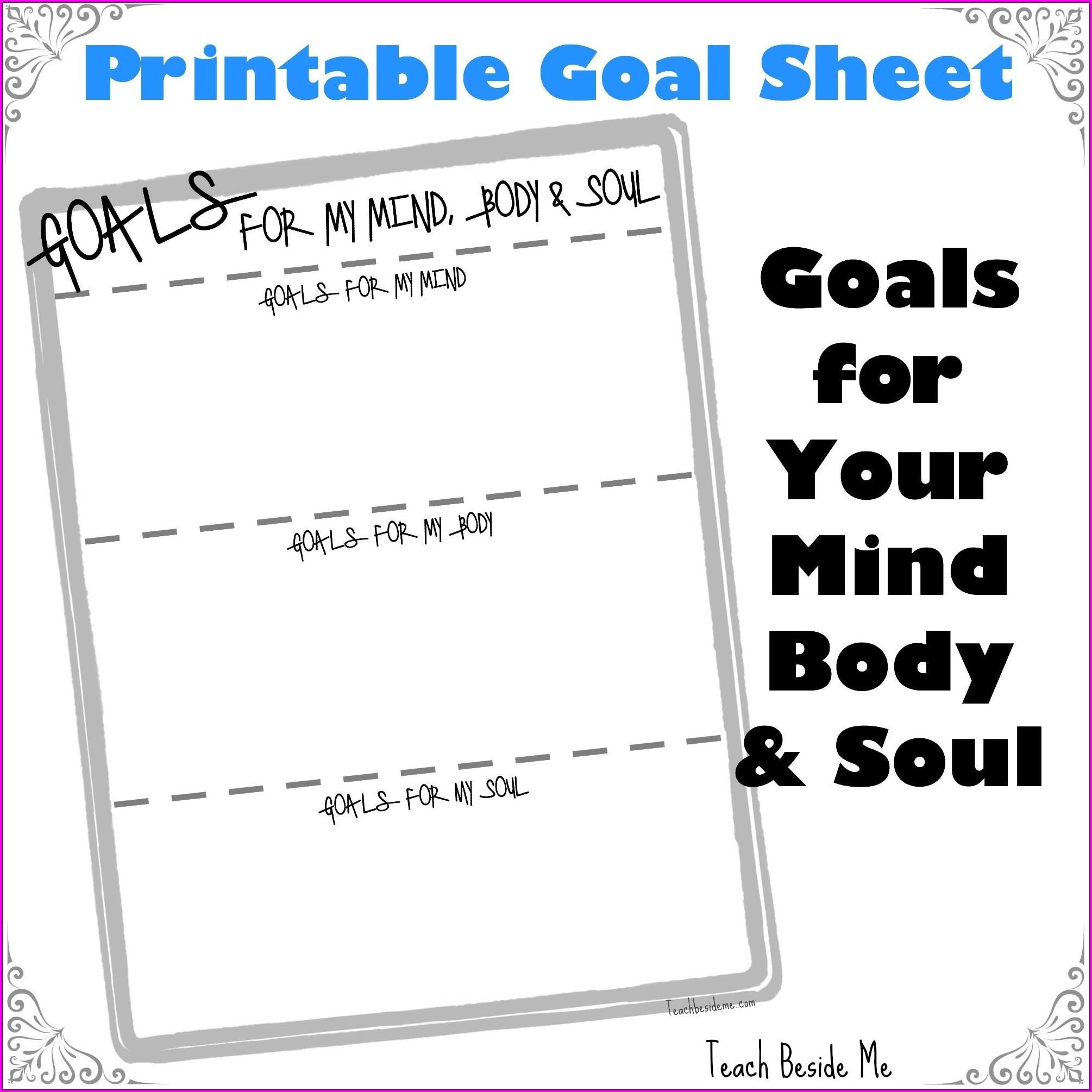 Nlp Goal Setting Worksheet Uncategorized Resume Examples