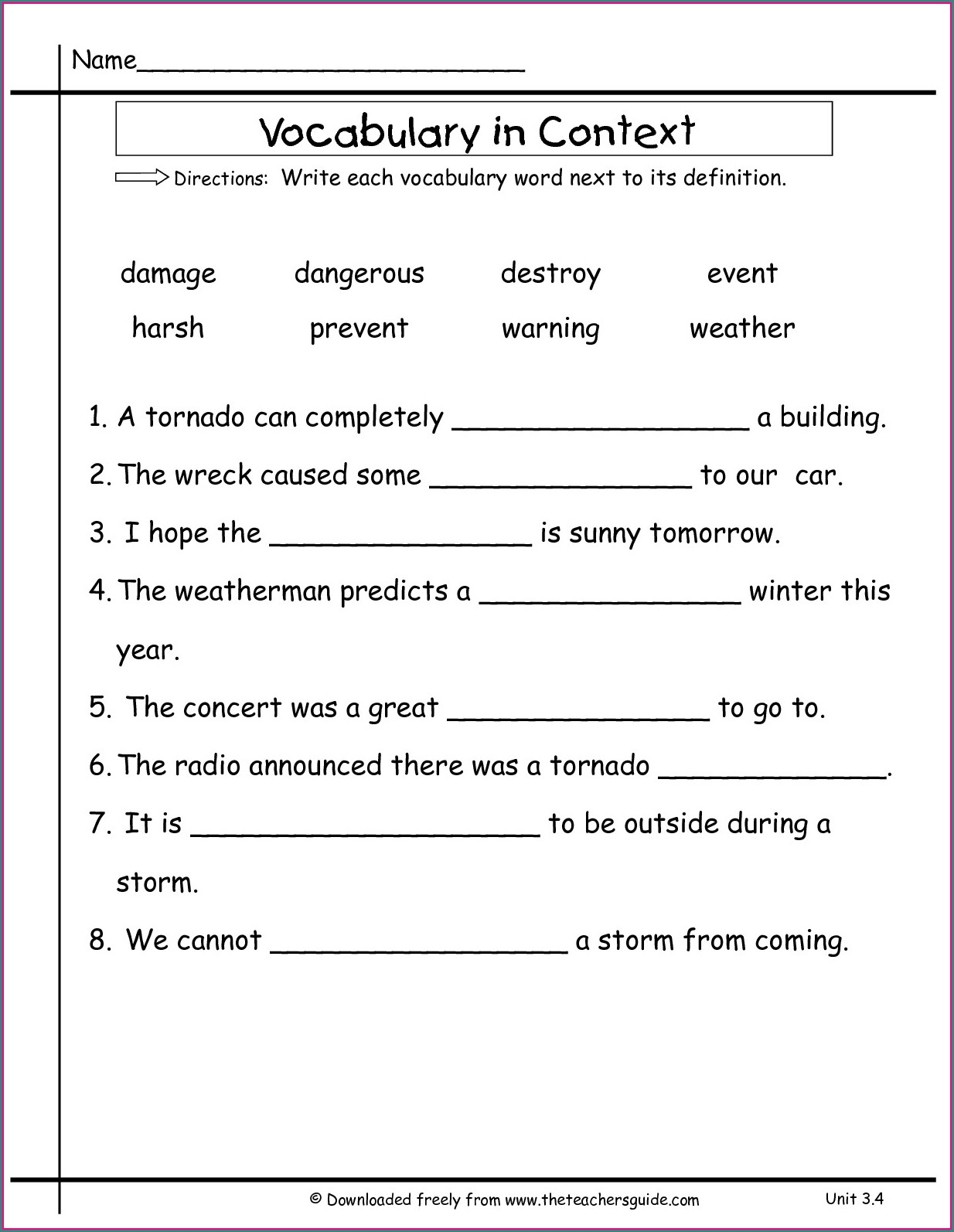 3rd Grade Helping And Linking Verbs Worksheet Worksheet