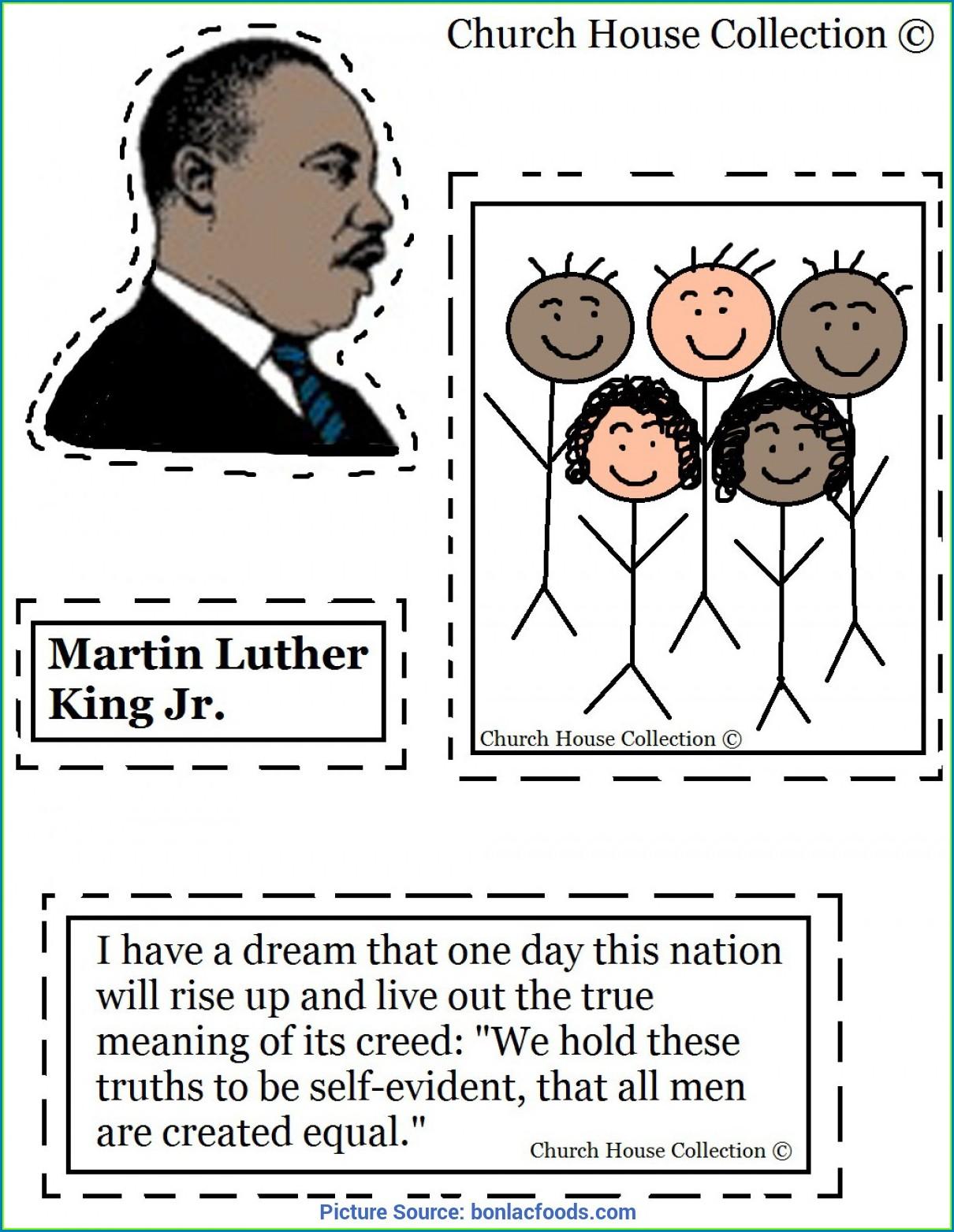 Martin Luther King Jr Math Worksheets Printable Worksheet