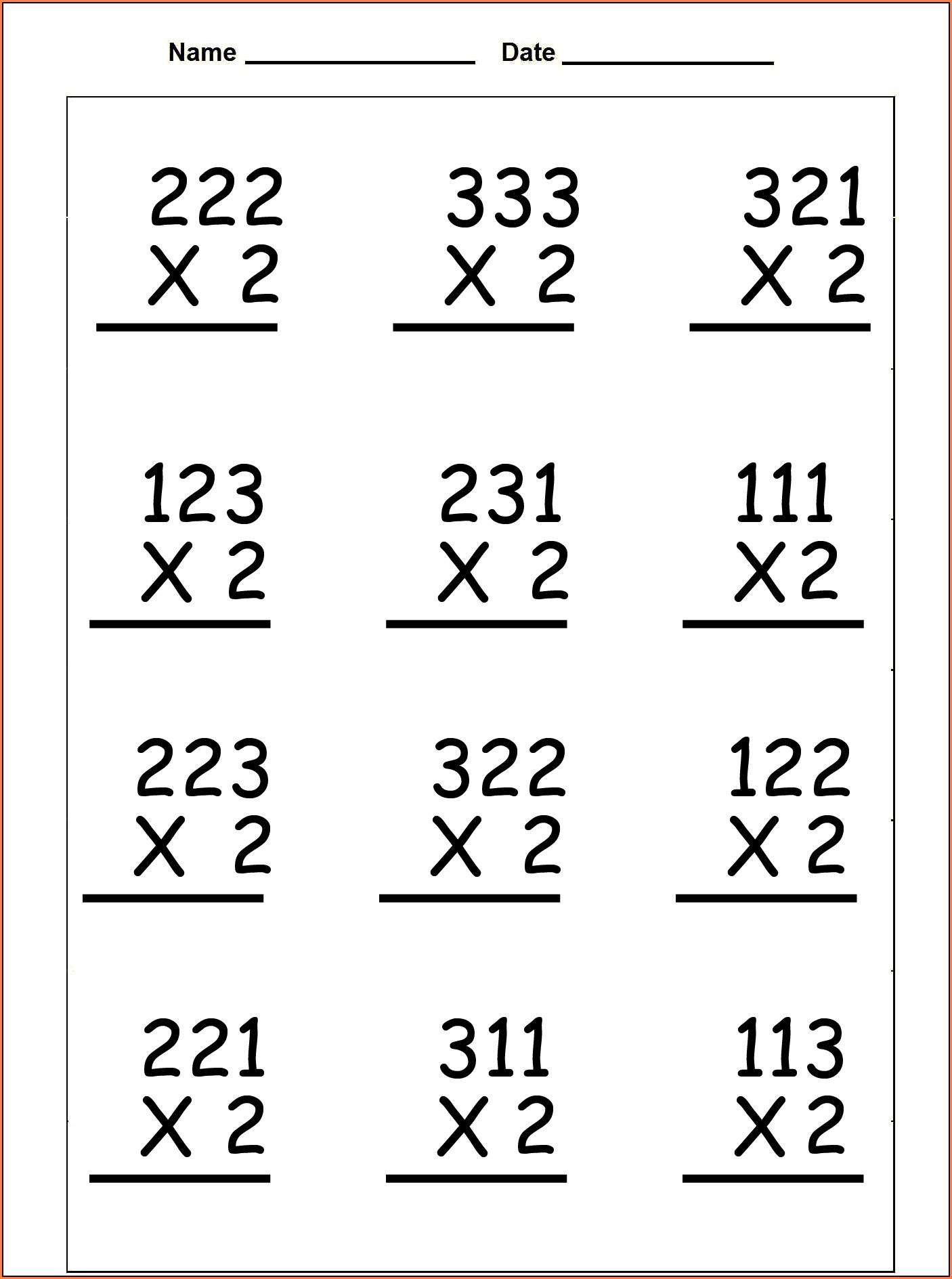 Place Value Worksheet 3 Digit Numbers Worksheet Resume