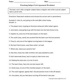 Prepositional Phrase Worksheets Printable   Printable Worksheets and  Activities for Teachers [ 2210 x 1710 Pixel ]