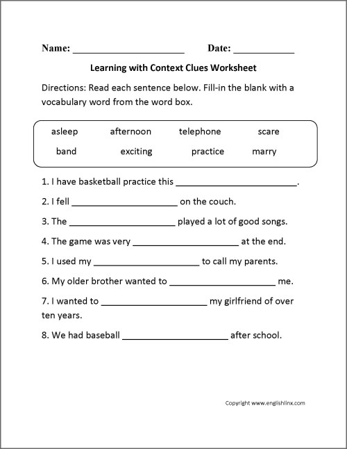 small resolution of 2nd Grade Character Traits Worksheet   Printable Worksheets and Activities  for Teachers