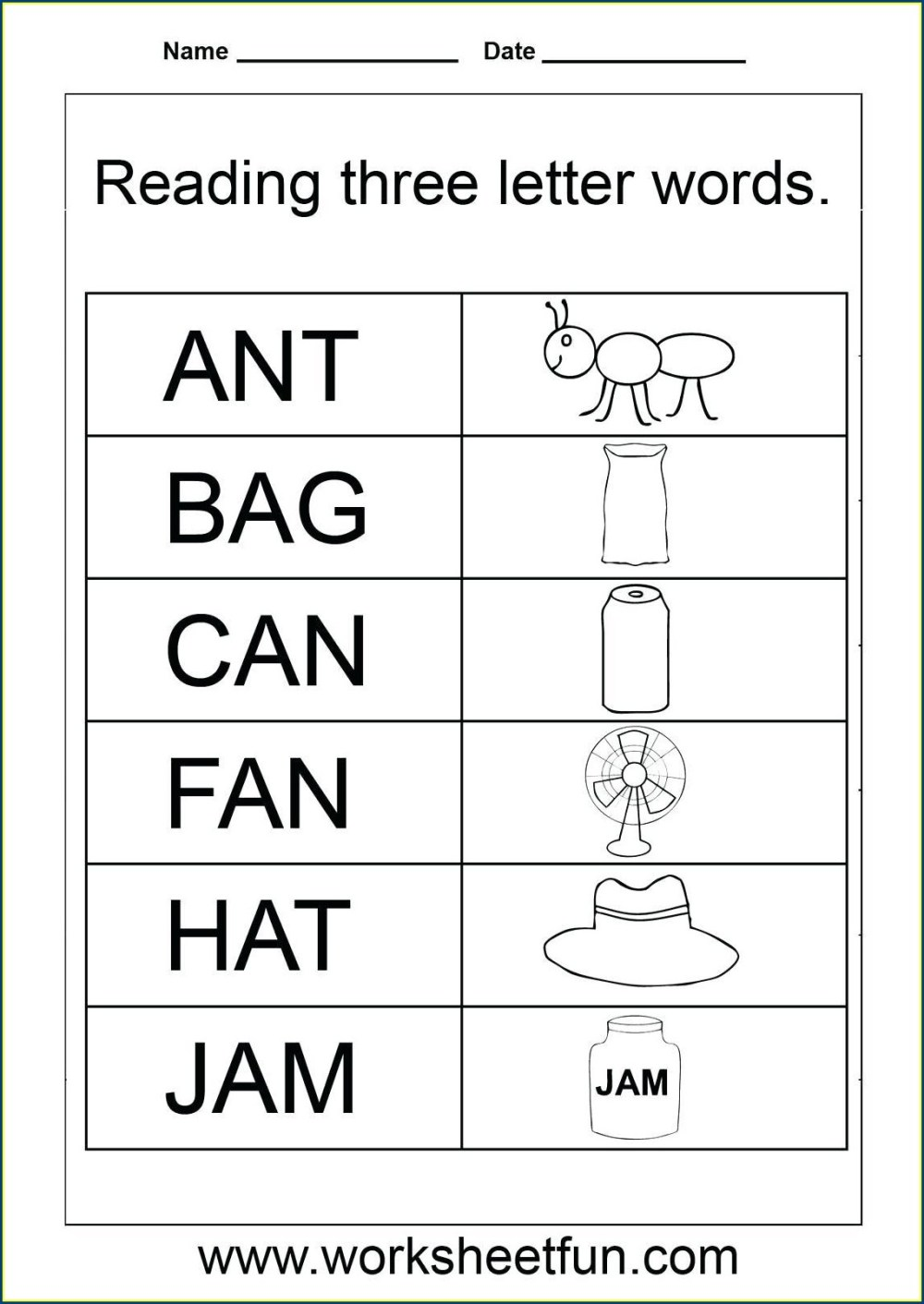 medium resolution of Rhyming Words Worksheet For Ukg   Printable Worksheets and Activities for  Teachers
