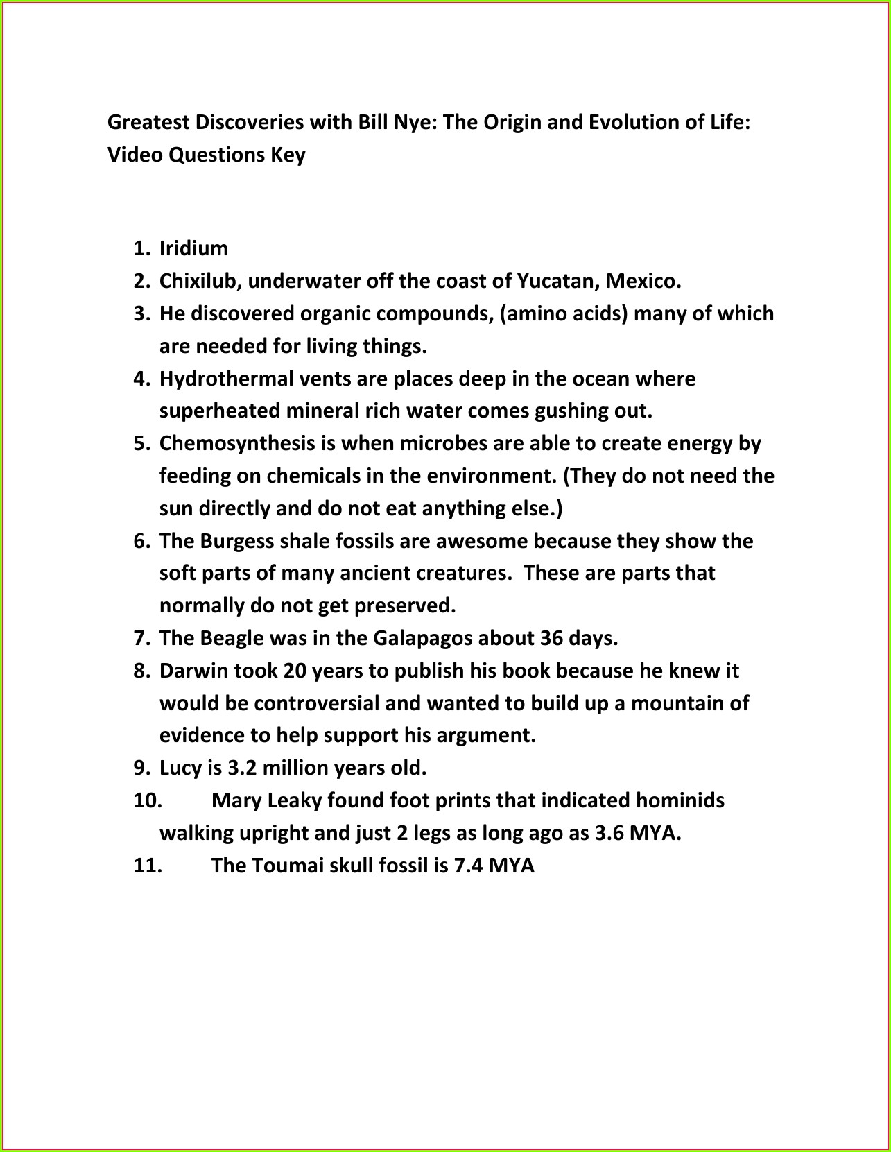 Plate Tectonics Video Worksheet Answers Worksheet Resume