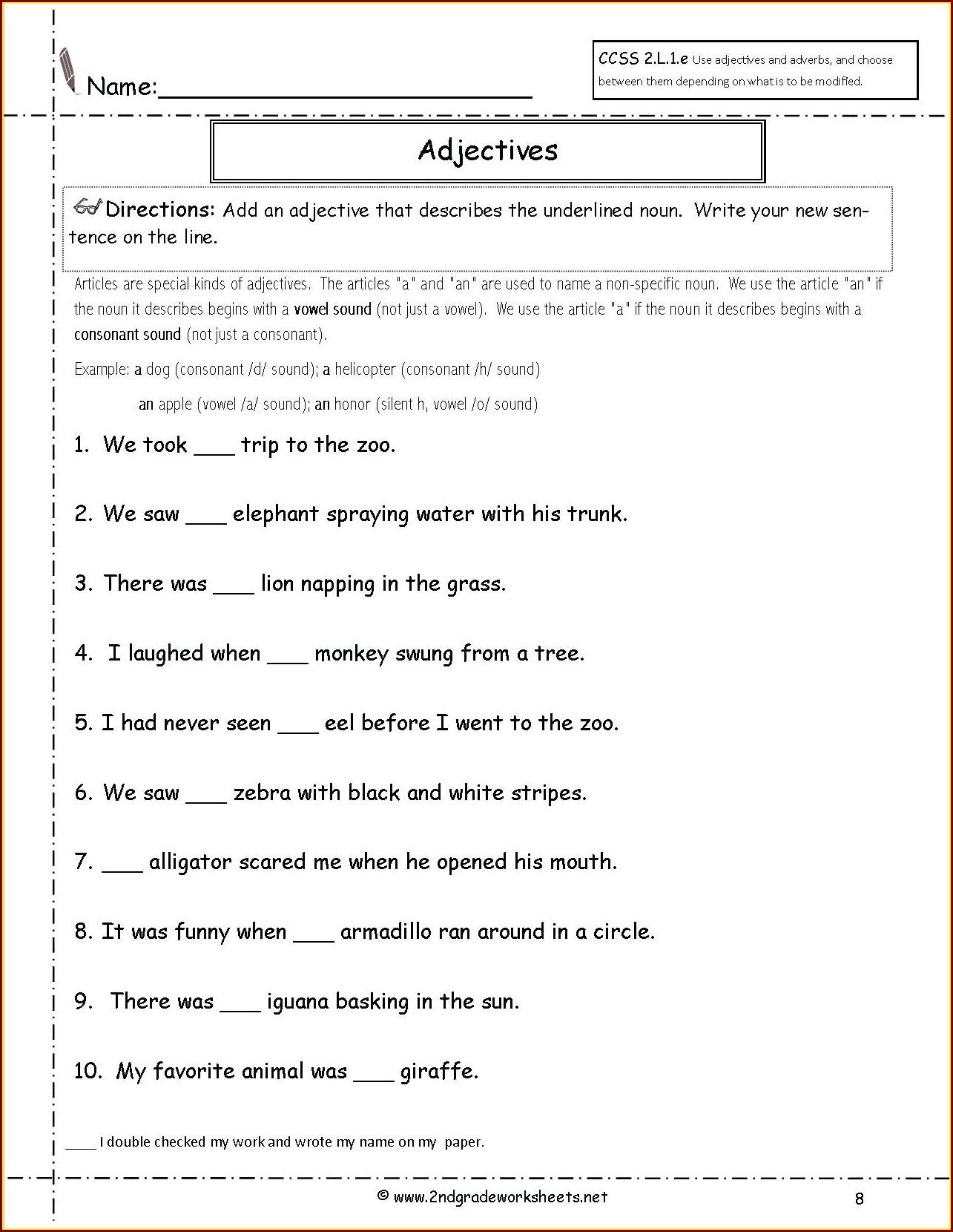 Comprehension Unseen Passage For Class 3 Cbse Worksheet