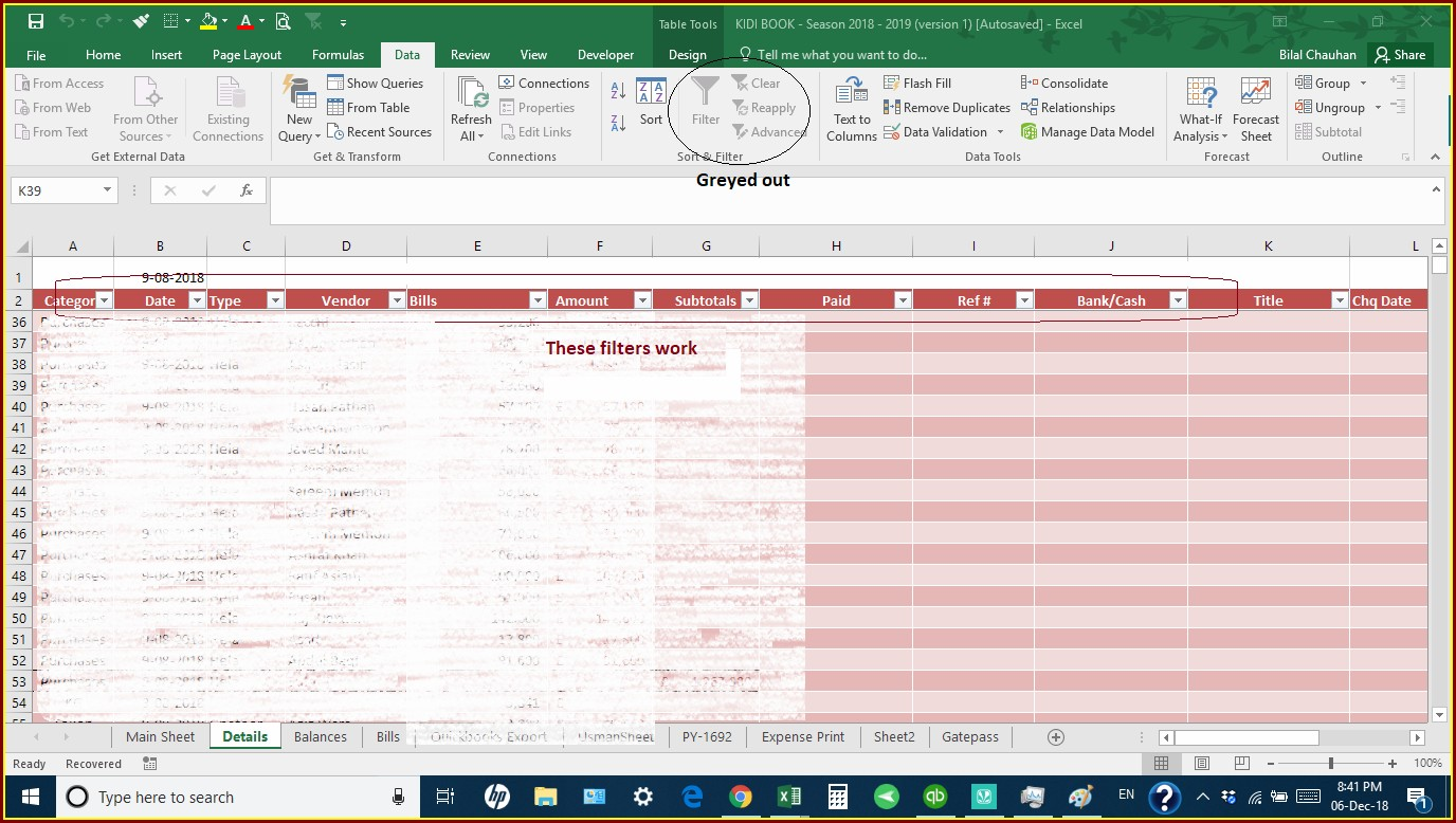 Excel Protect Sheet Is Greyed Out Worksheet Resume