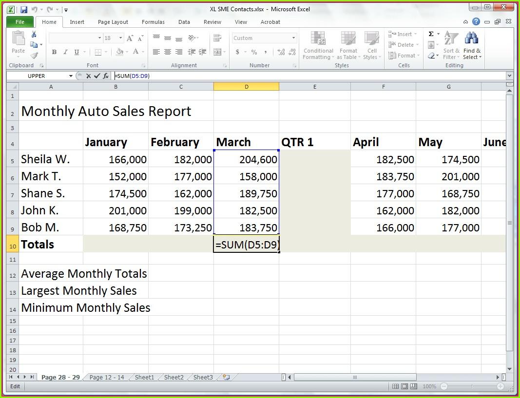 Vba Add Worksheet Names To Array Worksheet Resume Examples