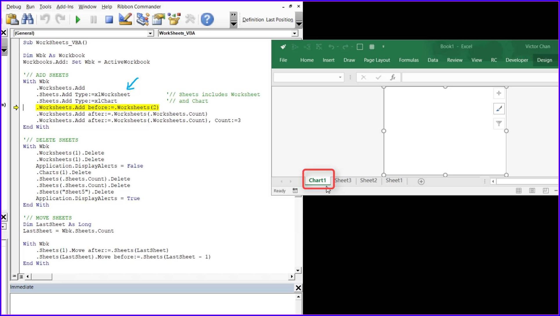Excel Vba Hide Insert Worksheet Tab Worksheet Resume