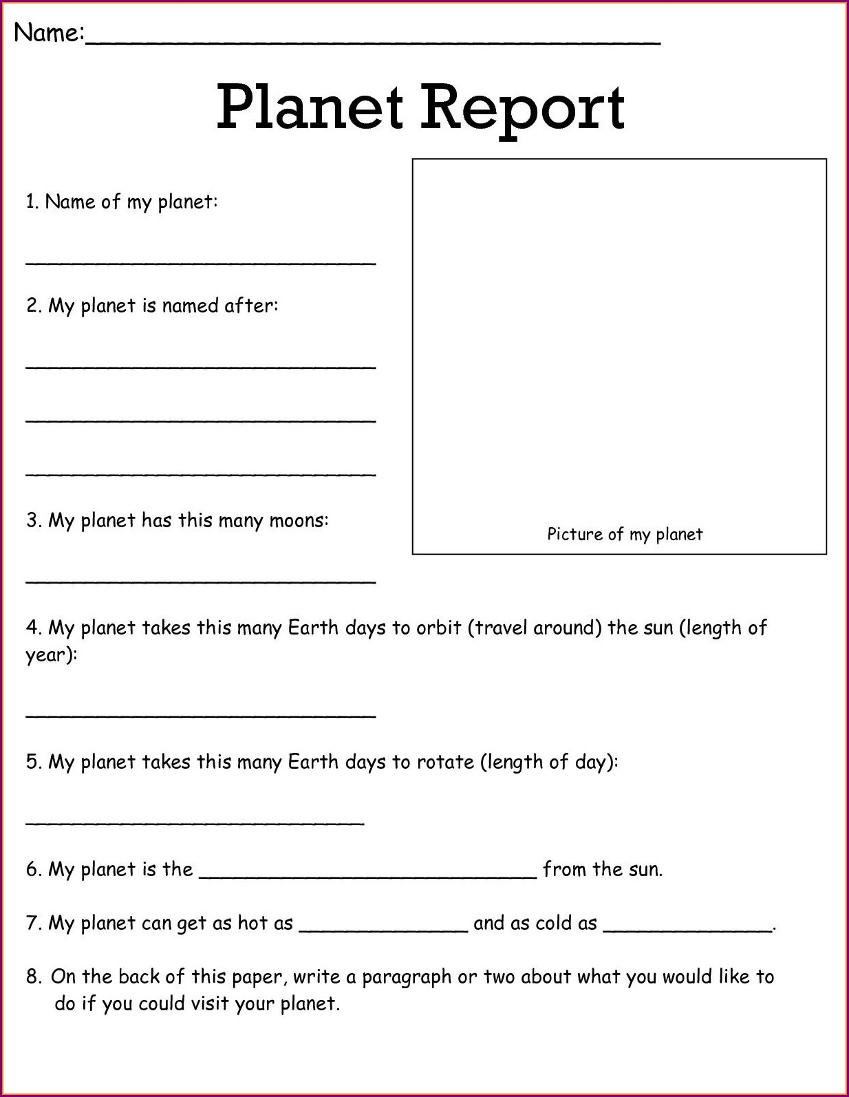 Science Year 3 Dlp Worksheet Worksheet Resume Examples