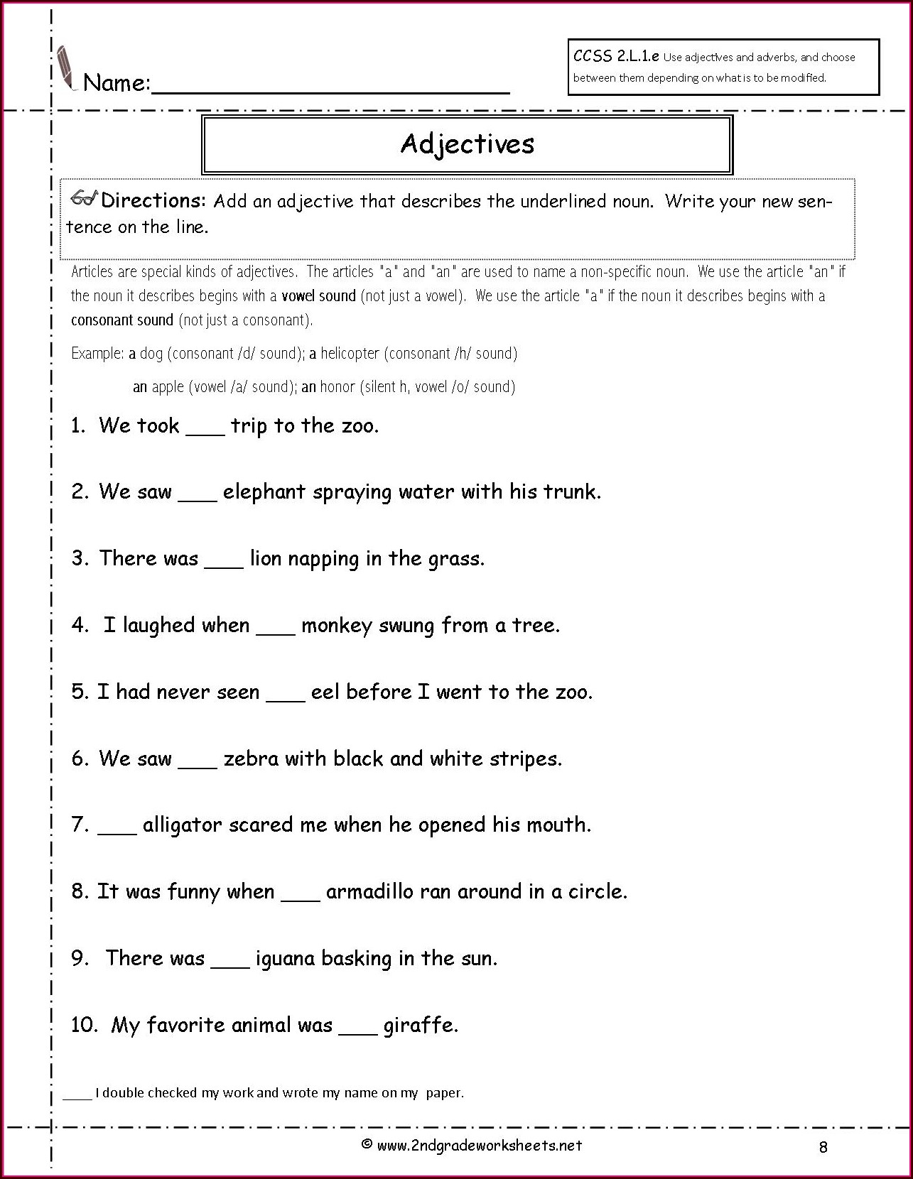 Verb Tenses Worksheet Grade 6 Worksheet Resume Examples