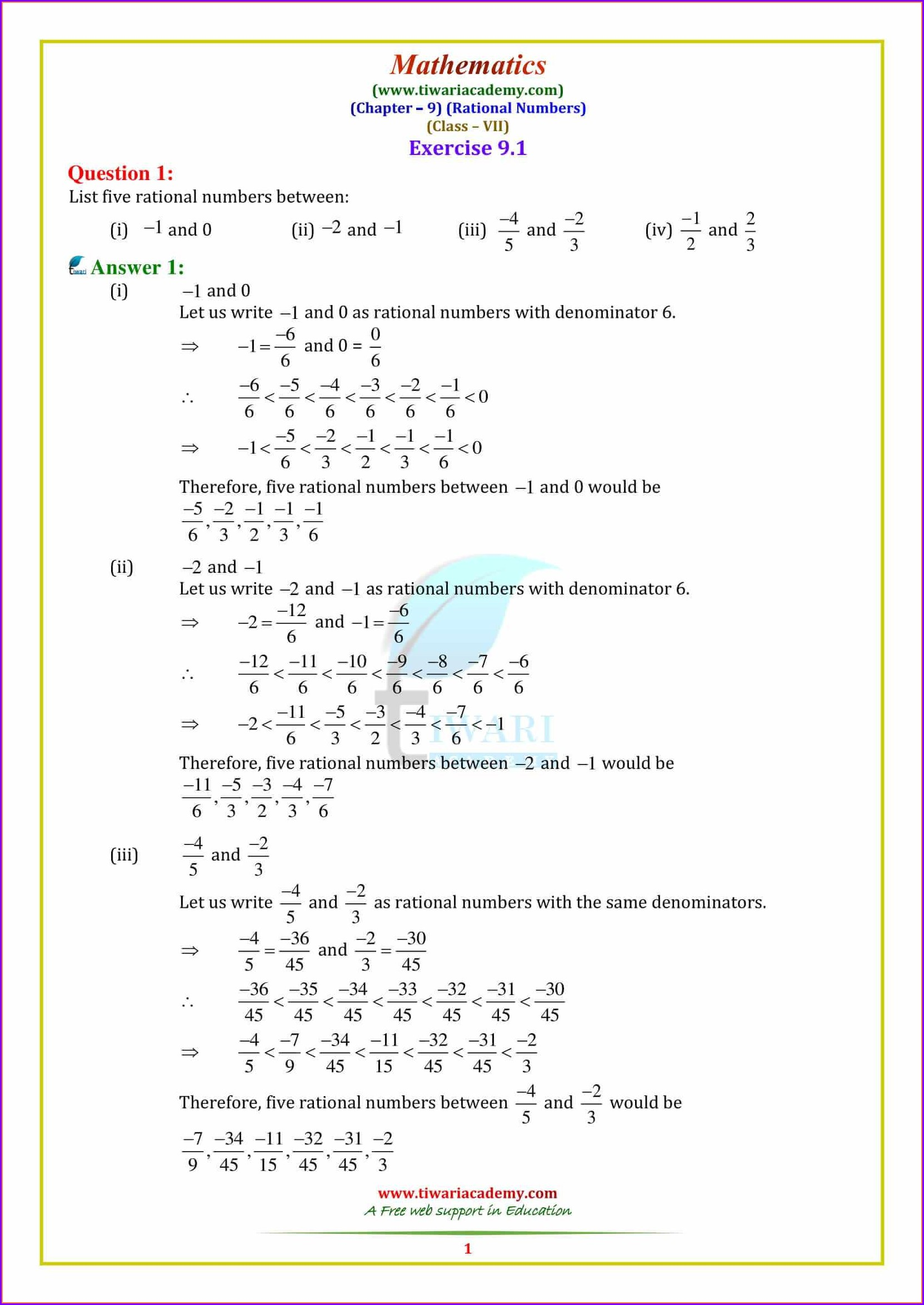 hight resolution of Addition Of Integers Worksheet For Grade 6 With Bracket   Printable  Worksheets and Activities for Teachers