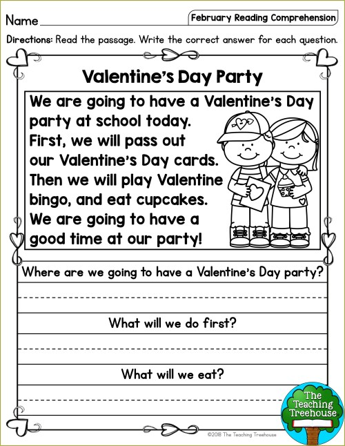 small resolution of Reading Worksheets About Labor Day   Printable Worksheets and Activities  for Teachers