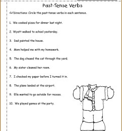 Irregular Verbs Worksheets 2nd Grade   Printable Worksheets and Activities  for Teachers [ 1660 x 1285 Pixel ]