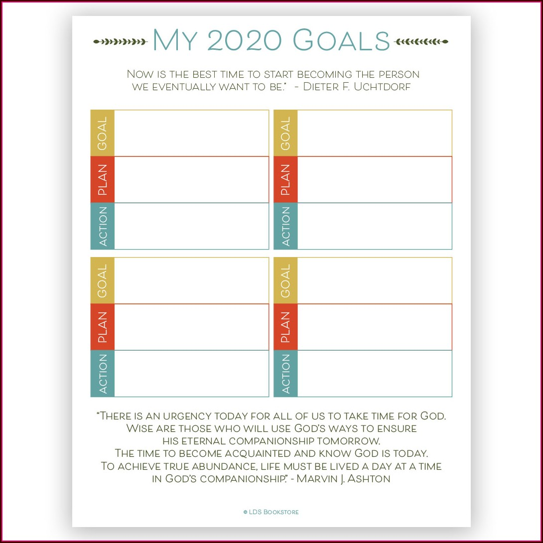 Yearly Sales Goal Setting Worksheet Worksheet Resume