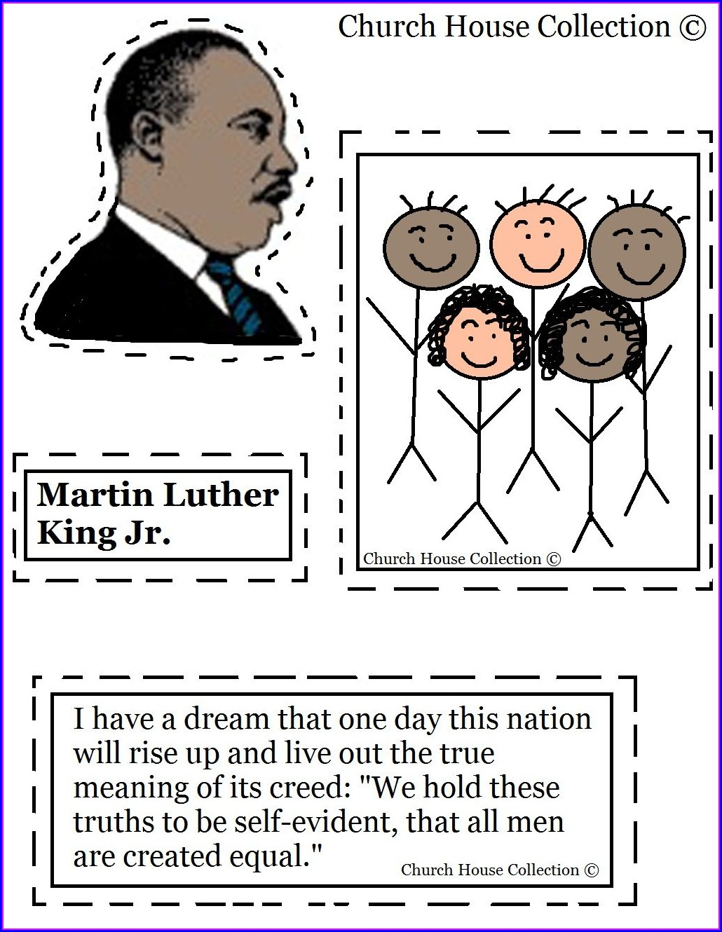 Martin Luther King Jr Worksheets Elementary Worksheet