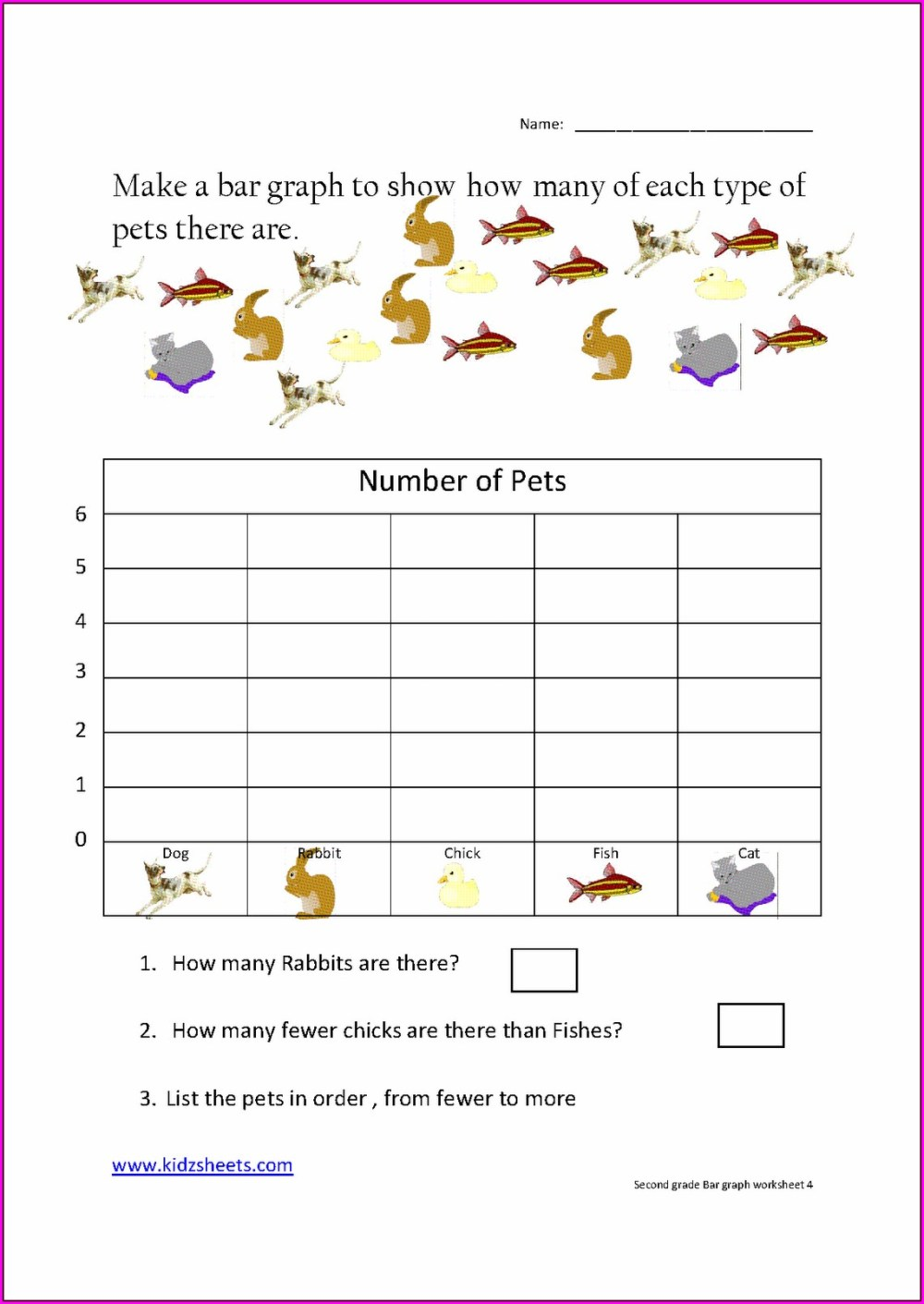 medium resolution of Pictograph Worksheet For   Printable Worksheets and Activities for  Teachers