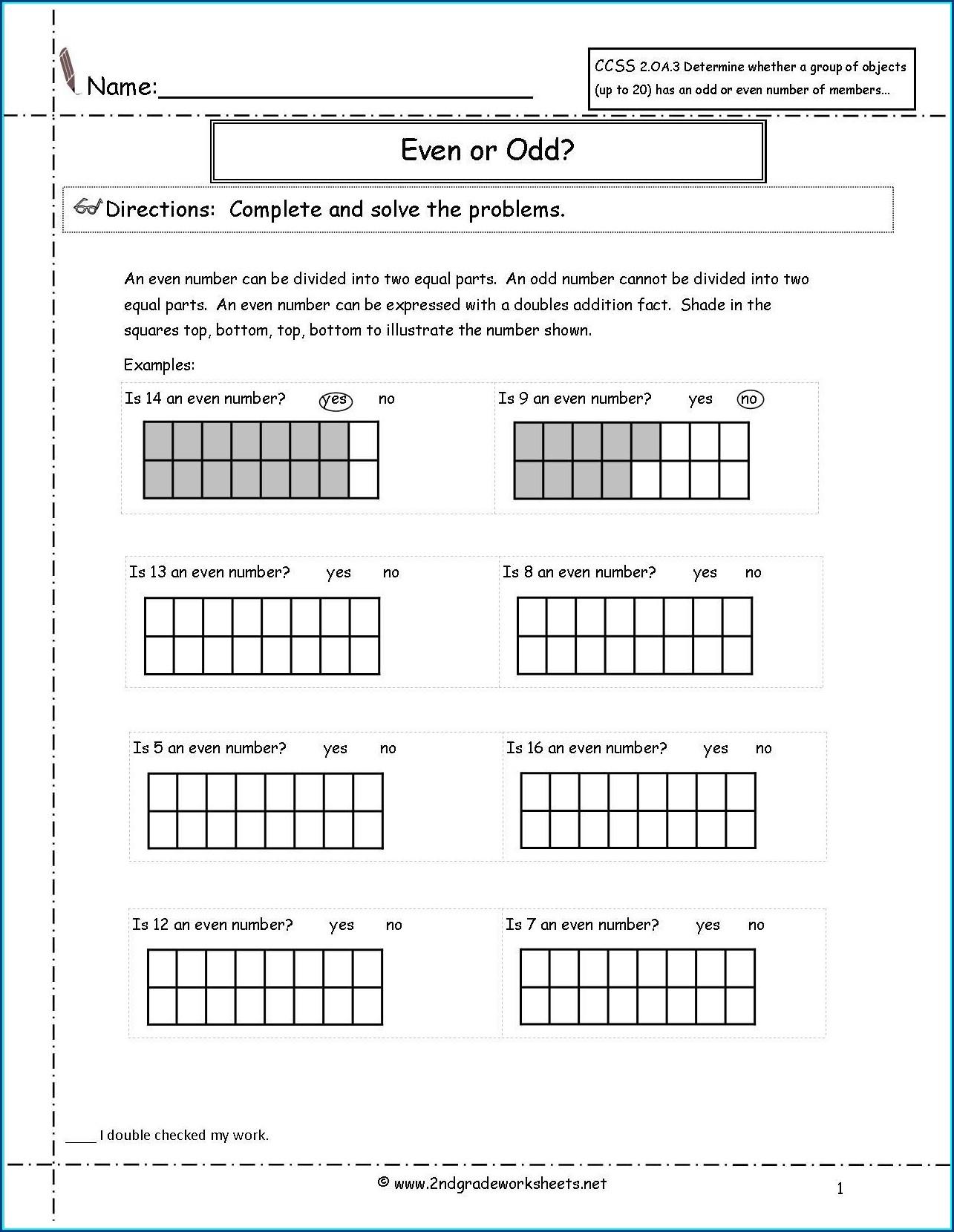 Second Grade Arrays Worksheet Worksheet Resume Examples