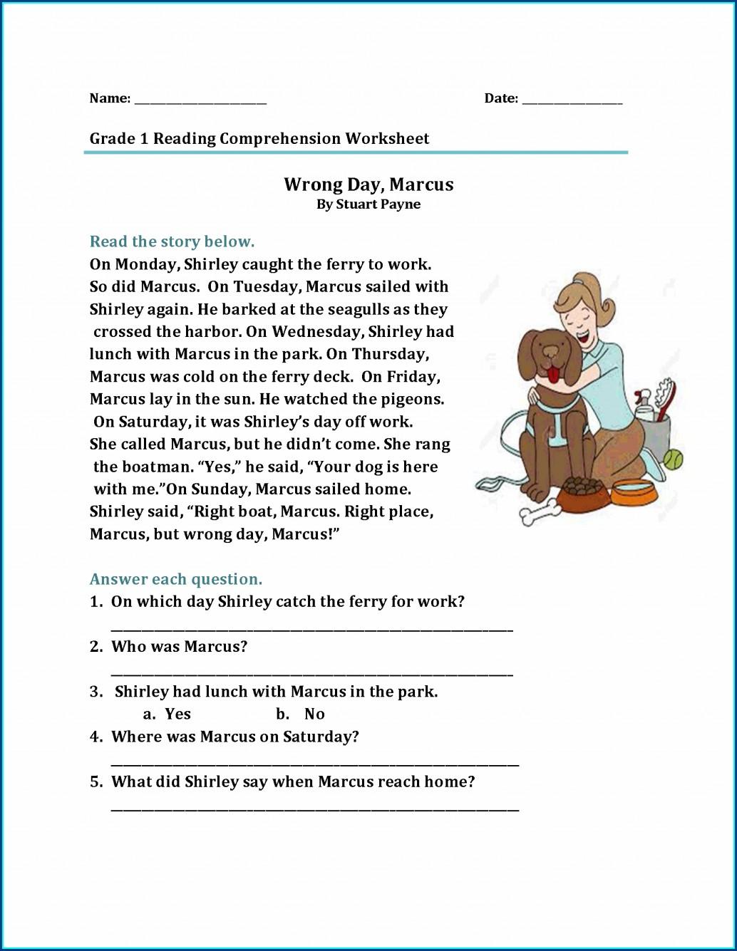 Worksheet Reading Comprehension 8th Grade Worksheet