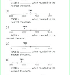 Rounding Numbers With Decimals Worksheets   Printable Worksheets and  Activities for Teachers [ 1610 x 1037 Pixel ]