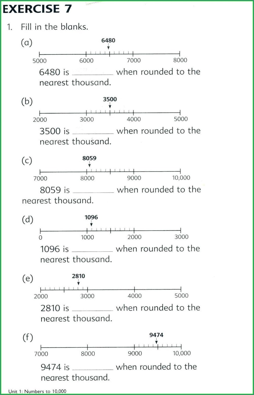 medium resolution of Rounding Numbers With Decimals Worksheets   Printable Worksheets and  Activities for Teachers