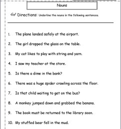 Reflexive Pronouns Worksheet 2nd Grade   Printable Worksheets and  Activities for Teachers [ 1660 x 1285 Pixel ]