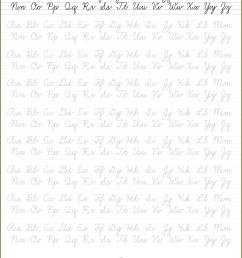 3rd Grade Cursive Handwriting Worksheets   Printable Worksheets and  Activities for Teachers [ 3518 x 2490 Pixel ]