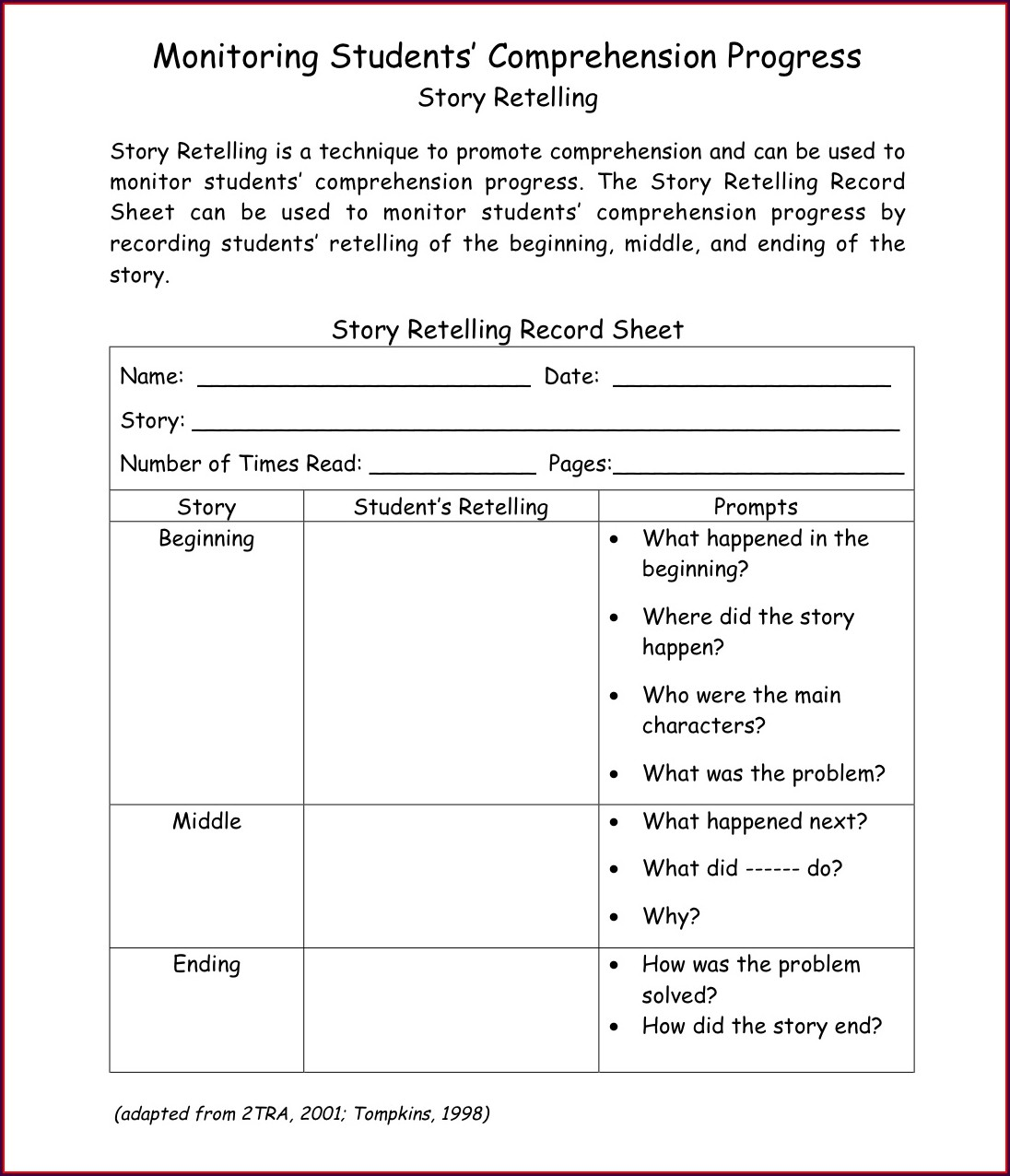 Cvc Reading Worksheet For Kindergarten Worksheet Resume