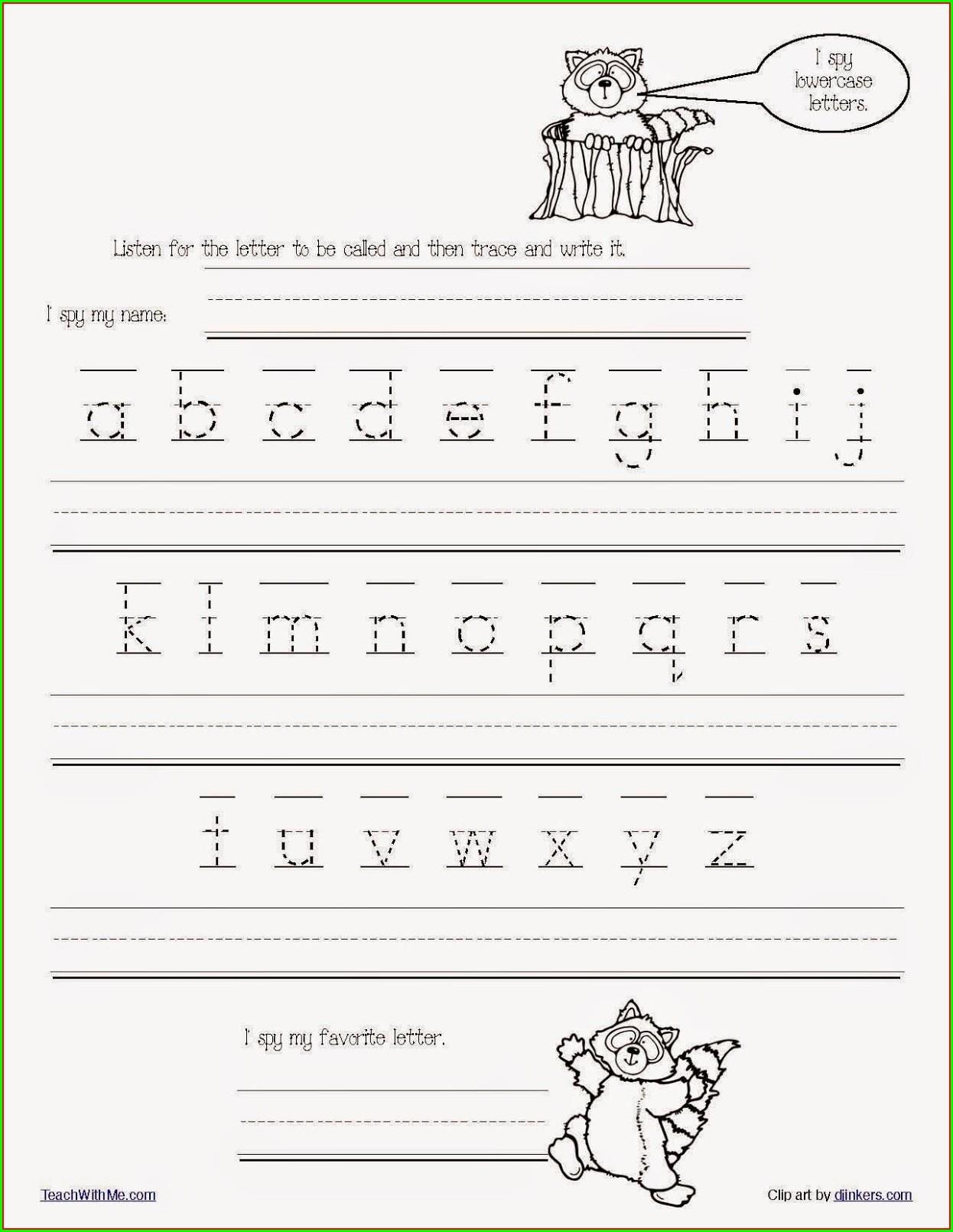 Ing Word Family Worksheets Kindergarten Worksheet Resume