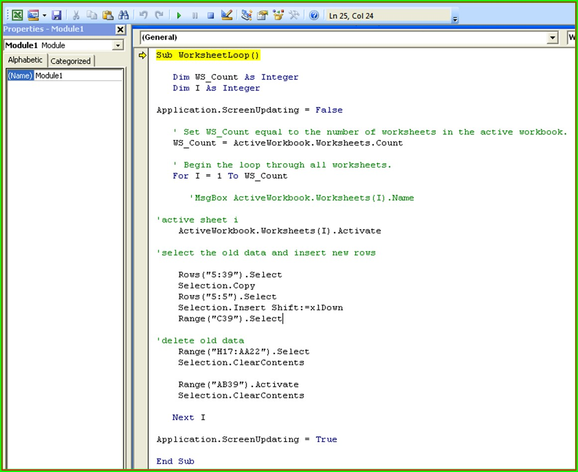 Vba Get Active Worksheet Name Worksheet Resume Examples