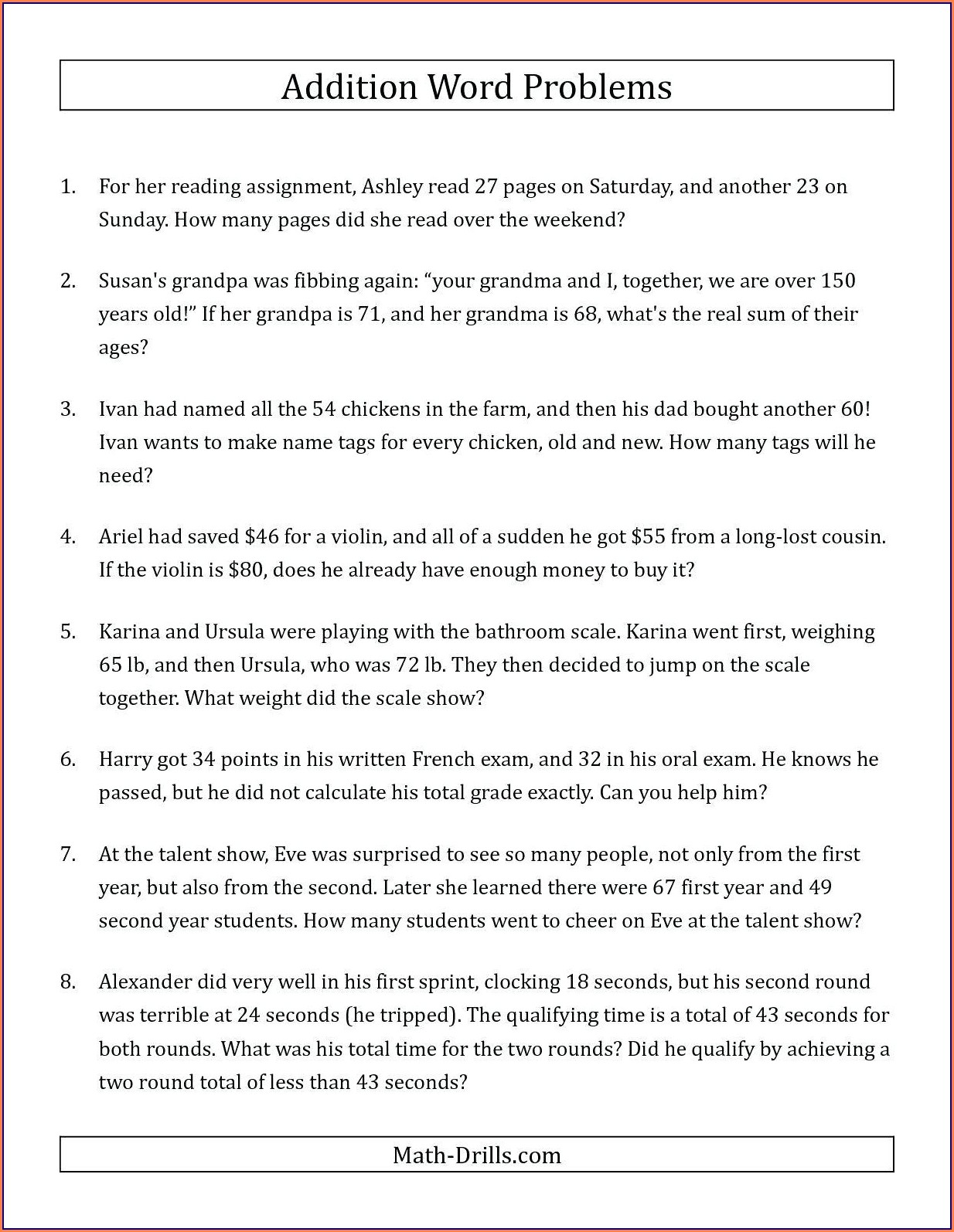 Rational Numbers Word Problems Worksheet Grade 7 With