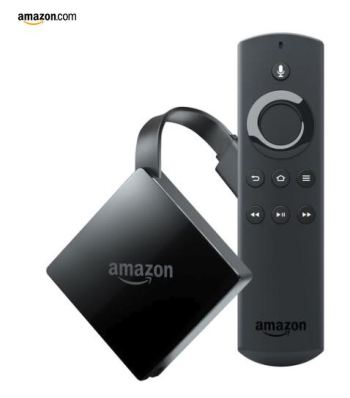Amazon Fire TV with 4K