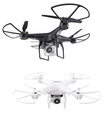 JJRC Bellwether Aerial Drone