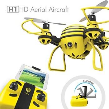 Hasakee RC Mini Drone