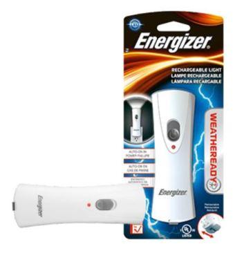 Energizer Rechargeable Flashlight