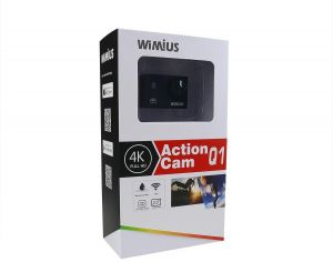 Wimius 4K Action Camera