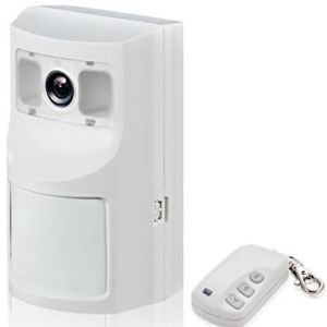 GSM Motion Detector with VGA camera