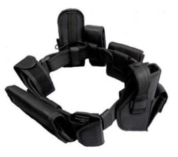 Cordura Utility Belt 7 Cases