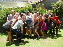 This is how English teachers get crazy - TEFL graduation.