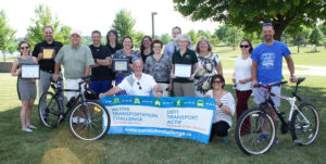 Active Transportation Challenge 2016 winners