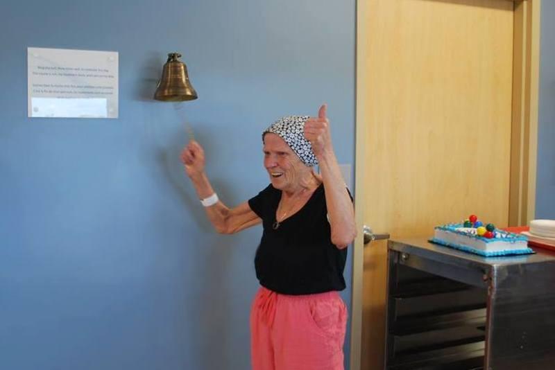 Chemo Bell Cornwall Community Hospital
