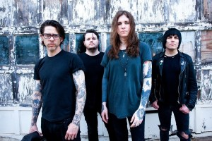 Interview with Laura Jane Grace from Against Me! playing Ottawa on March 24th