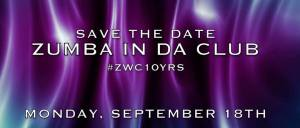 10 YEAR ZWITHC ANNIVERSARY PARTY - Dancing Through The Decade @ Agora Centre |  |  |