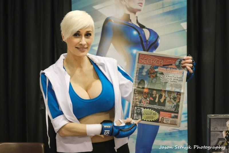 Interview With Cosplayer Marie Claude Bourbonnais Guest