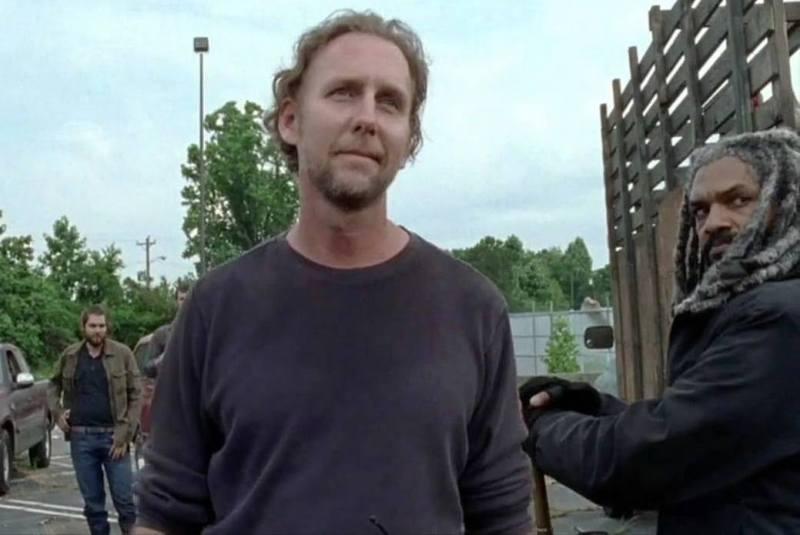 Jayson Warner Smith Walking Dead