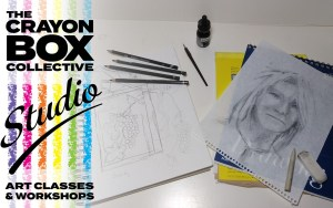 Realistic Drawing Classes (10 weeks) @ The Crayon Box Collective Studio |  |  |