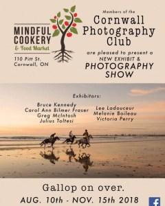 Photography Exhibit @ Mindfull Cookery Cornwall | Cornwall | Ontario | Canada