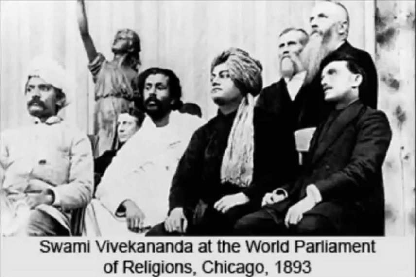 A Gaurakshak meets Swami Vivekananda
